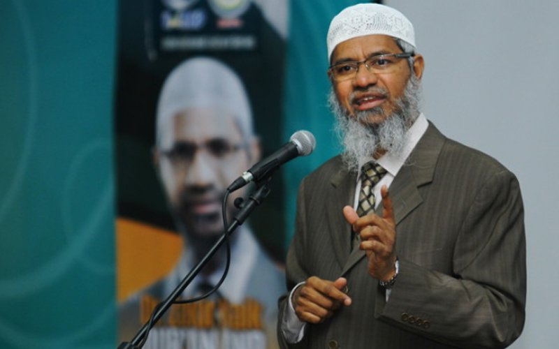 Zakir Naik Now Banned From Entering Sarawak, PDRM Currently Investigating Him - WORLD OF BUZZ 1