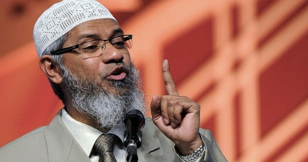 Zakir Naik Now Banned From Entering Sarawak, PDRM Currently Investigating Him - WORLD OF BUZZ 2