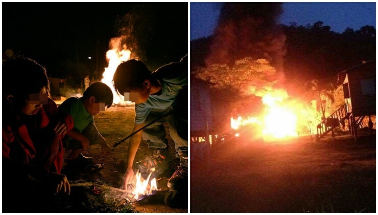 10-Year-Old M'sian Brothers Set 12 Houses On Fire Just To See Abang Bomba - World Of Buzz 2