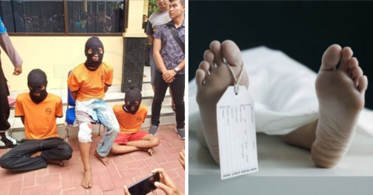 3 Men Take Turns To Rape The Corpse Of 13Yo Girl After Brutally Slashing Her To Death - World Of Buzz 1