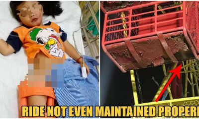 4yo M'sian Girl Falls TWO STOREY-HIGH Ferris Wheel In Perak Because Brakes Didn't Work - WORLD OF BUZZ 1