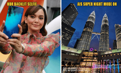 5 AI Cameras for Only RM1599, Here's Why M'sians NEED to Check Out The Stylish HUAWEI nova 5T - WORLD OF BUZZ