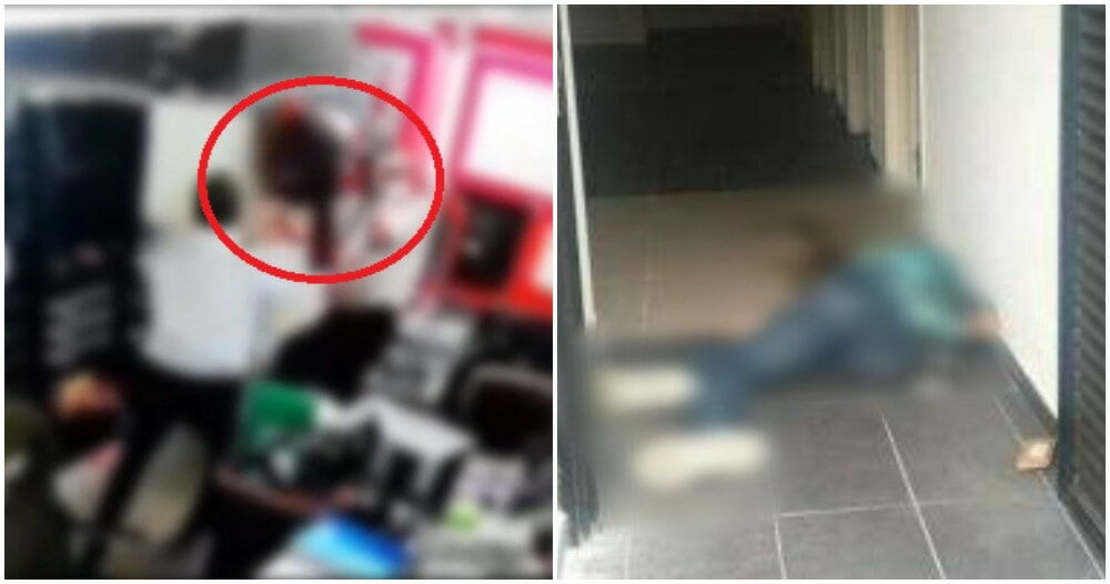 54yo M'sian Man Beaten To Death Using A Motorcycle Helmet In Petaling Jaya Condominium - WORLD OF BUZZ