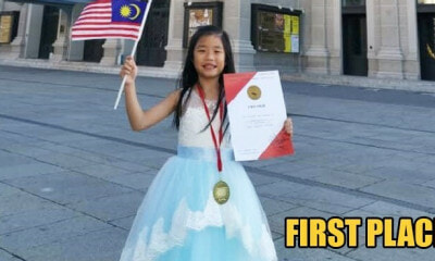 6yo M'sian Girl Wins First Place in For Piano Performance at International Competition in Vienna - WORLD OF BUZZ 3
