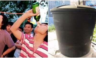7 Men Were So Drunk They Broke Into Johor Water Tank to Take A Bath - WORLD OF BUZZ