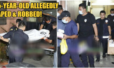 85yo Ampang Woman Found Dead With Hands Bound, Allegedly Raped & Robbed - WORLD OF BUZZ