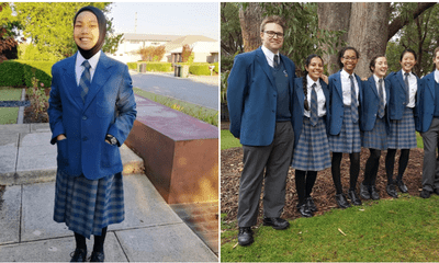 A Baptist College In Australia Changes Dress Code To Accommodate Their First Hijabi Student - WORLD OF BUZZ 1