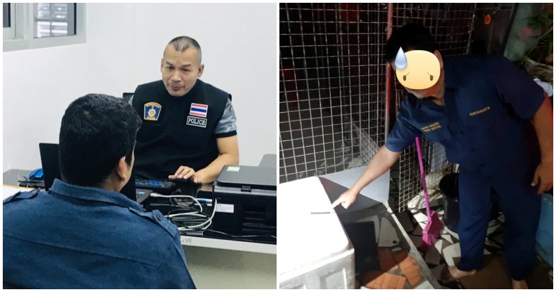 A Drunk Malaysian was Stabbed to Death by Security Guard in Thailand During A Fight - WORLD OF BUZZ