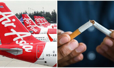 Airasia Announced Smoke Free Initiative By Not Selling Cigarettes Anymore - World Of Buzz 3