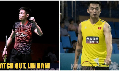 Another Malaysian Steps Up To Beat Lin Dan And His Name Is Liew Daren! - WORLD OF BUZZ