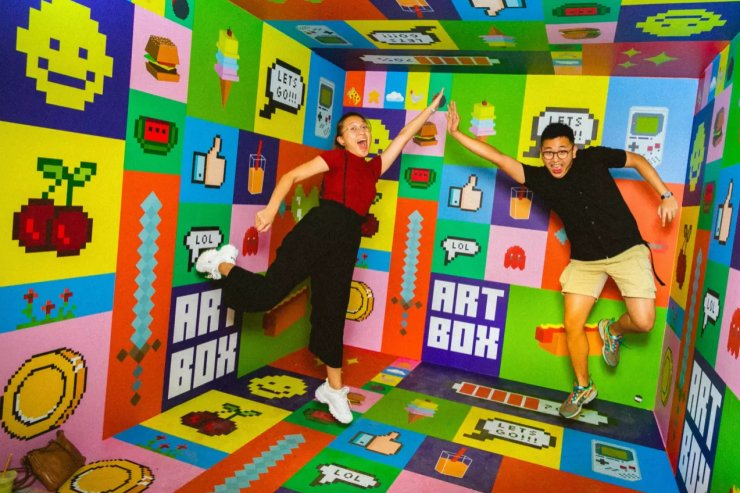 Artbox Malaysia is Back Again with a Retro - WORLD OF BUZZ 2