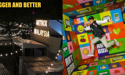 Artbox Malaysia is Back Again with a Tetris Theme at Sunway City - WORLD OF BUZZ