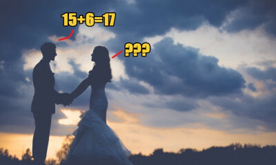 "Bride Leaves Her Own Wedding Ceremony After Groom Says ""15+6=17"" - WORLD OF BUZZ 5"