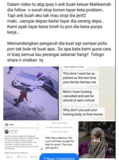 Cheras Doctor Attacks Ex-Wife & Ex-Father-In-Law, Arrested But Let Out On The Same Day - WORLD OF BUZZ
