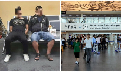 Chinese Nationals Punch M'sian Immigration Officers During Merdeka - WORLD OF BUZZ 3
