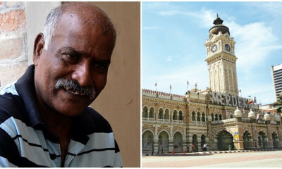 Clock Tower Caretaker Receives RM10 Increment After 42 Years Of Service, Two Weeks Before Retirement - WORLD OF BUZZ