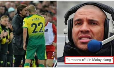 Commentator Asked To Be Careful When Mentioning Teemu Pukki On Malaysian Television - WORLD OF BUZZ 4