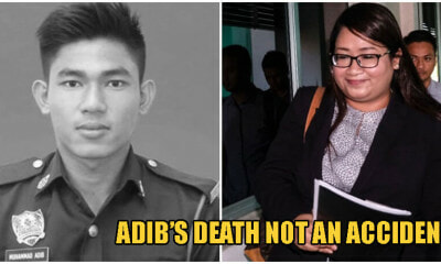 Court Rules That Criminal Act By 2 or More People Caused Adib's Death, M'sians Want Justice - WORLD OF BUZZ