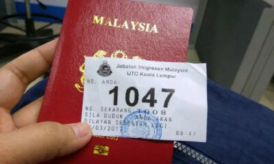 Did You Know Malaysian Can Actually Renew Their Passport Online? Here's How - WORLD OF BUZZ