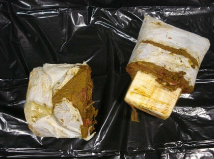 Drugs Found Concealed In Beef Rendang - WORLD OF BUZZ