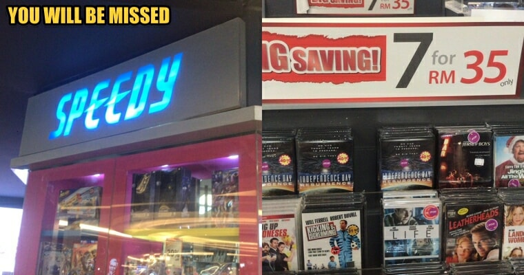 End of an Era: Mid Valley's Speedy Outlet is Closing for Good on 15 September - WORLD OF BUZZ