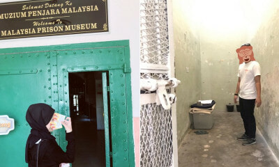 There's A Prison Museum In Melaka Complete With Execution Rooms & The Entry Fee Is Only RM3 - WORLD OF BUZZ