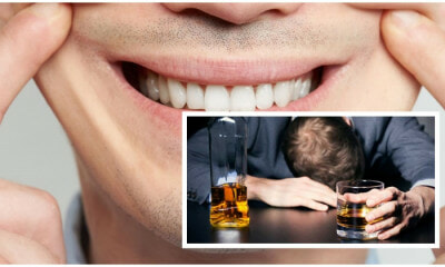 Faking A Smile At The Office May Lead To Binge Drinking Later At The Bar - WORLD OF BUZZ 1