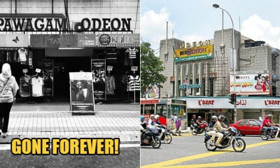 Goodbye! After 83 Years, Iconic KL Cinema Odeon Gets Demolished To Make Way For New Project - WORLD OF BUZZ 5