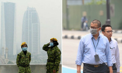 Govt Urges Employers to Allow Staff to Work From Home Due to Terrible Haze Conditions - WORLD OF BUZZ 3