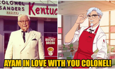 I Love You, Colonel Sanders! - WORLD OF BUZZ 9