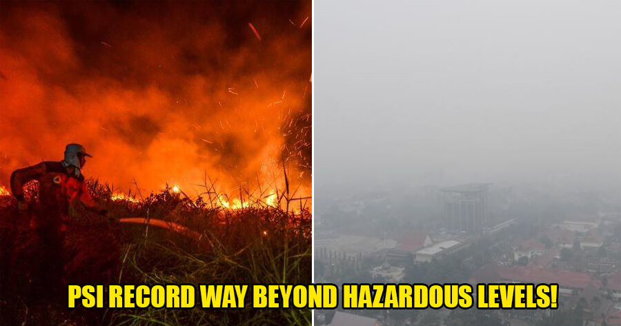 Indonesia Hits PSI Reading of More Than 700 Which is the Highest Record Ever Since 2015 - WORLD OF BUZZ