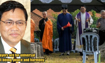 Interfaith Prayers Are OK in Sarawak Because People Prioritise Harmony and Unity, Says Dr Abdul Rahman - WORLD OF BUZZ