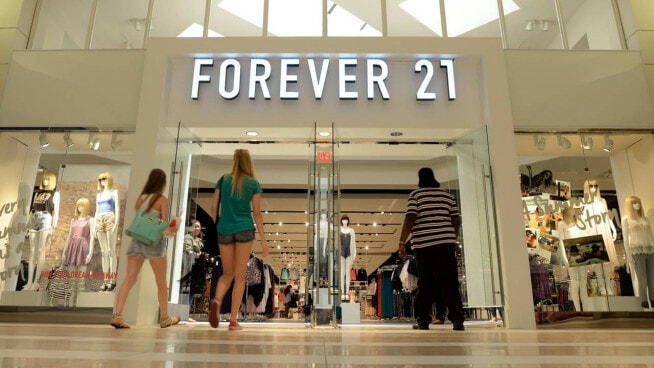 It's Official: Forever 21 Files for Bankruptcy, Expected To Closed 350 Stores Worldwide - WORLD OF BUZZ 2