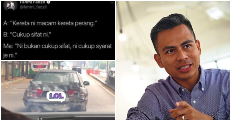Lembah Pantai MP Makes Rude Comment About Old Proton Wira, Apologises After Receiving Backlash - WORLD OF BUZZ
