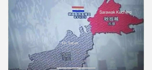 Local TV Station Wrongly Labelled Sabah And Sarawak On The Map - WORLD OF BUZZ 2