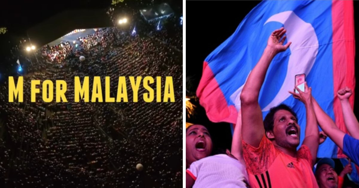 'M For Malaysia': A Documentary Revisiting 9th May 2018 - WORLD OF BUZZ 8
