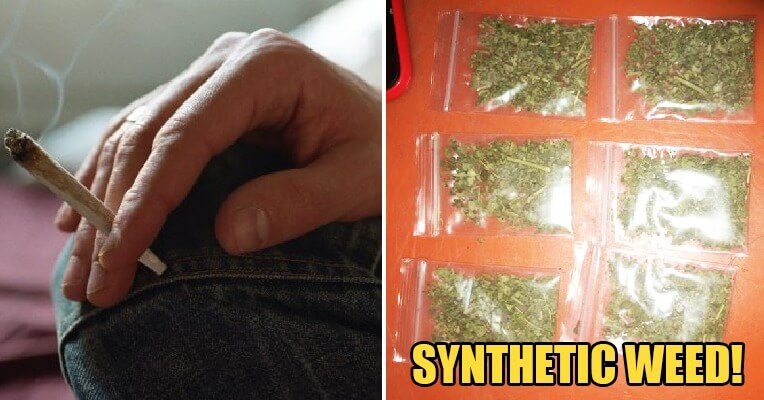 Malaysian Man Warns Others After Friend Died From Smoking Synthetic Marijuana - WORLD OF BUZZ 3