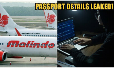 Malindo Air Data Breach Causes Passengers Details To Be Leaked Online - WORLD OF BUZZ 1