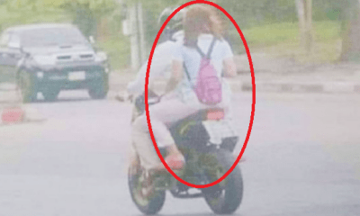 Man Kena Kantoi After Wife Sees Saman Photo of Another Woman on His Motorcycle - WORLD OF BUZZ 2