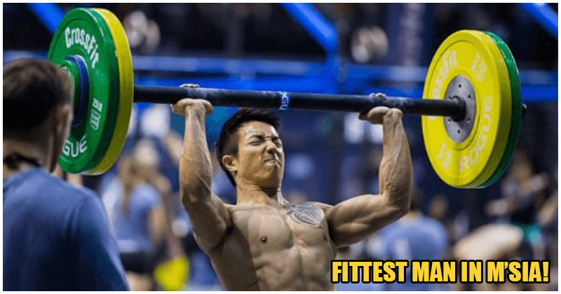 Meet The First M'sian To Compete Among The Fittest Athletes In The World At The CrossFit Games 2019 - WORLD OF BUZZ