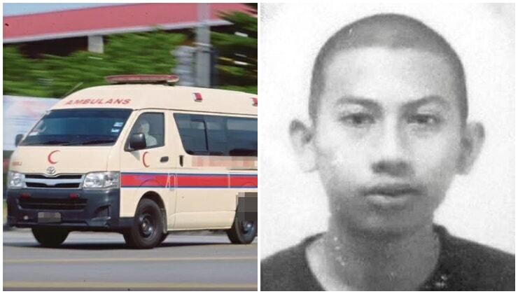 M'sian Ambulance Driver Receives Distress Call, Finds Out Its His Own Son That's Drowning - WORLD OF BUZZ 1