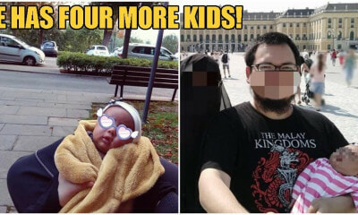 M'sian Man Who Had Wife & Baby Sleep On The Streets Allegedly Has Four Other Abandoned Children! - WORLD OF BUZZ 6