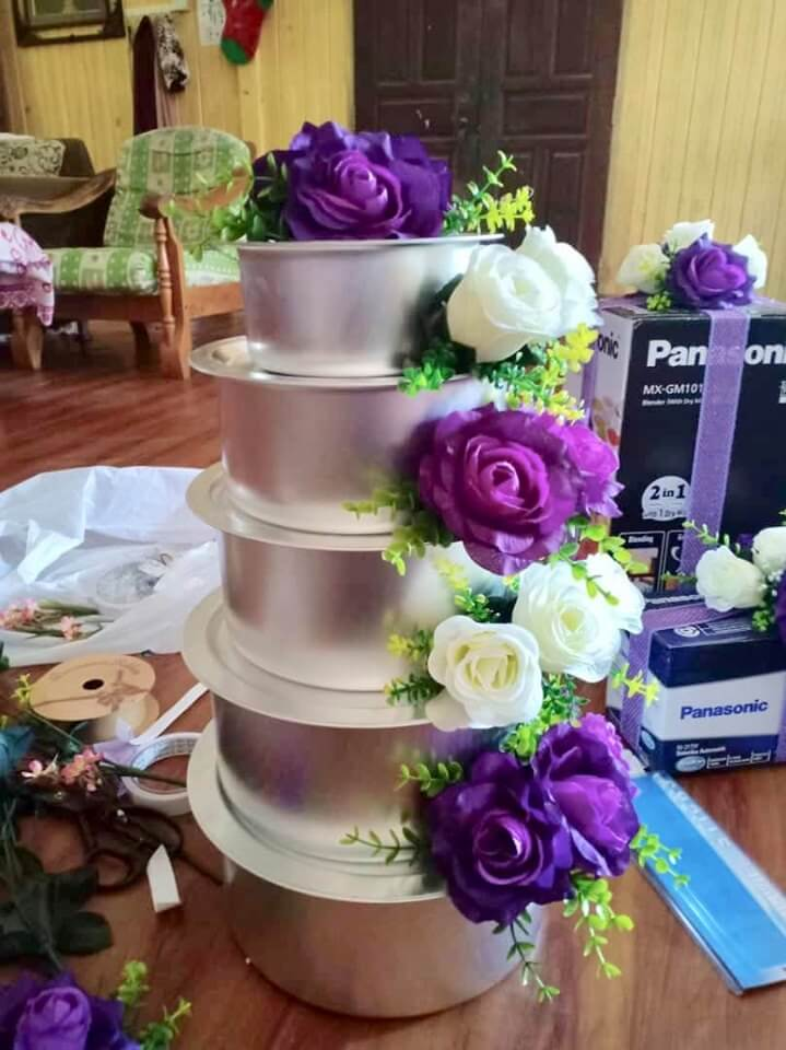 M'sian Newlyweds Creatively Give Each Other Household Appliances As Dowry, Netizens Amused - WORLD OF BUZZ 3