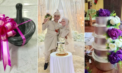 M'sian Newlyweds Creatively Give Each Other Household Appliances As Dowry, Netizens Amused - WORLD OF BUZZ 7