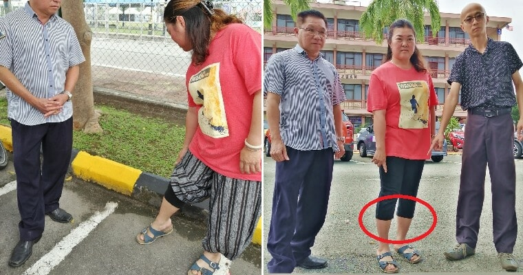 M'sian Woman Barred From Renewing Passport As Her 3/4 Pants Were Deemed Too Short - WORLD OF BUZZ 3