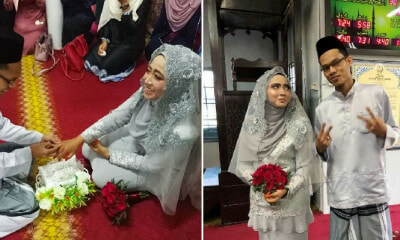 M'sian Woman Shares How She Had Simple Wedding Ceremony That Costs Only RM1,000, Wows Netizens - WORLD OF BUZZ 3