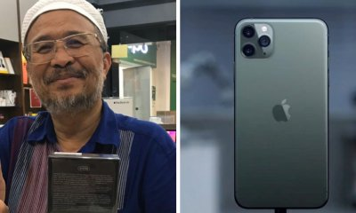M'sians Criticise Uncle For Buying iPhone 11, But He's Actually a Top Specialist at a Hospital - WORLD OF BUZZ 5