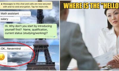 "M'sians PM Tepi & Use Emojis For Job Openings Without Even Saying ""Hello"" - WORLD OF BUZZ"