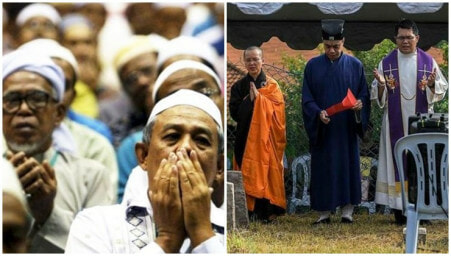 Muslims Banned From Praying Together With Other Religions Says Jakim - WORLD OF BUZZ 6