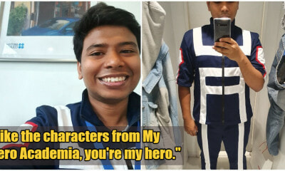 "Mystery Woman Sends Gift To M'sian Man For Helping Her With Depression, Calls Him ""My Hero"" - WORLD OF BUZZ 1"